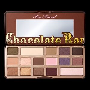 Brand new too faced Chocolate Bar palette